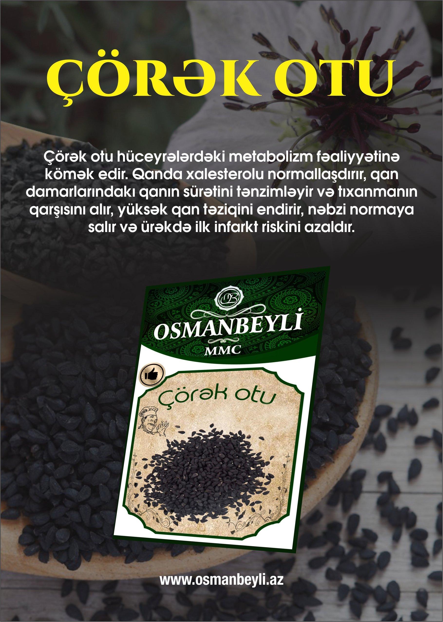 Corək Otu Osmanbeyli Az